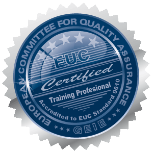 European Certified Training Professional (EUC 9610)