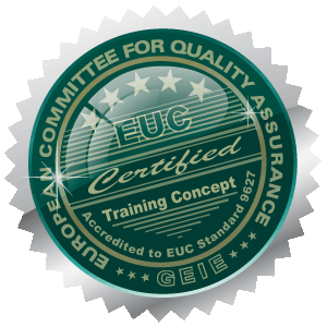 European Certified Training Concept (EUC 9627)