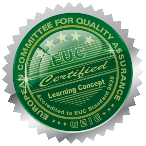 European Certified Learning Concept (EUC 9628)